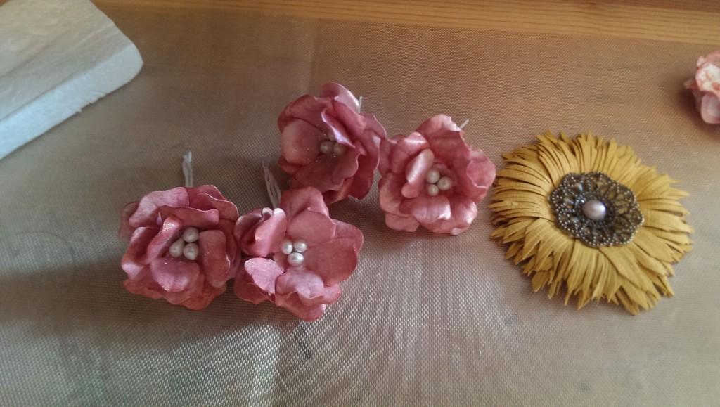 handgjordablommor