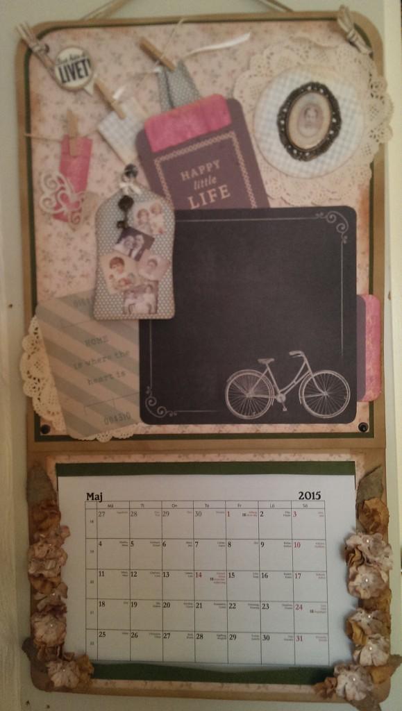 kalendertavla